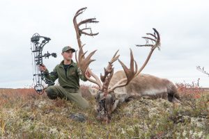 Lincoln Tapp Successful Caribou Hunt